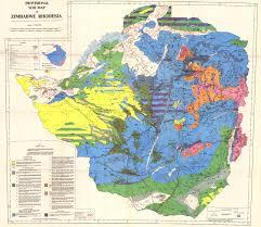 Soil Maps Provisional Soil Map Of Zimbabwe Rhodesia Esdac European