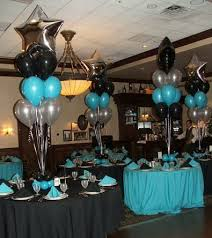 Black Table Centerpieces by Best 10 Teal Centerpieces Ideas On Pinterest Teal Wedding