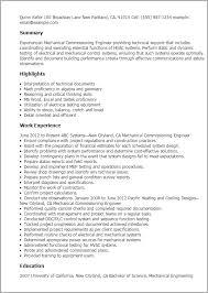 hvac mechanical engineer sample resume 19 physical design 10