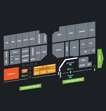 miami auto show floorplan and exhibitors