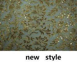22 excellent embroidery fabric makaroka