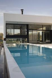 modern house building grand bell house by andres remy arquitectos