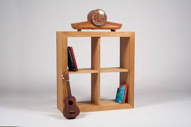Cool Desk Clock by Excellent 4 Tier Custom Wooden Book Shelves Design For Home Cool