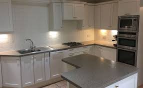 spray painting kitchen cabinets cost uk kitchen door spray painting prices 0161 850 8998