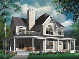 2 story house plans with wrap around porch home architecture story acadian style house plans with wrap around