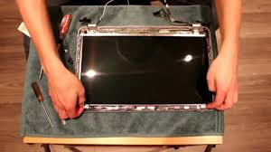 laptop screen replacement how to replace laptop screen hp envy