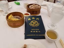 oriental garden restaurant new york city chinatown menu