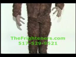 Bigfoot Halloween Costumes Sasquatch Bigfoot Animated Halloween Prop Haunted House