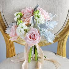 bridesmaid bouquets blush bridesmaid bouquet makes 4 bouquets flower moxie