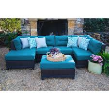 sunbrella fabric outdoor sectionals outdoor lounge furniture