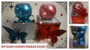 Pinterest Dollar Tree Crafts by Diy Bling Queens Mirror Boxes Color Mirror Box Dollar Tree
