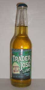 Yuengling Light Alcohol Content Trader José Light Lager Trader Joe U0027s Brewing Company Beeradvocate