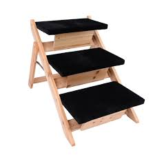 Dog Steps For High Beds Dog Ramp For Stairs Indoor How To Build Dog Ramp For Stairs