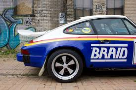 porsche 911 cheap here s why the 911 makes such a rallycross car petrolicious