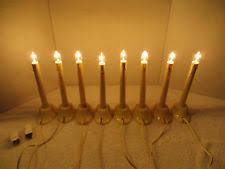 9 5 single light ivory candolier christmas indoor candle l christmas candle lights ebay