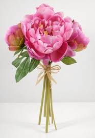 Silk Wedding Bouquet The 25 Best Pink Peony Bouquet Ideas On Pinterest Peonies