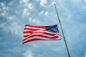 Flag Half Mass Today Flags Ordered To Half Staff In Massachusetts To Honor Fallen
