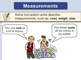 non action verbs