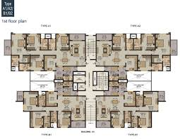 Luxury Apartment Floor Plan by 3bhk Apartments In Pune Luxury Flats On Nibm Kondwa Pune