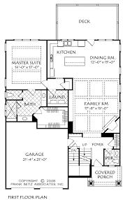 Manor House Floor Plan Morningside Manor House Floor Plan Frank Betz Associates