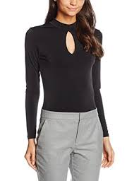 keyhole turtleneck new look women s keyhole turtlenecks co uk clothing