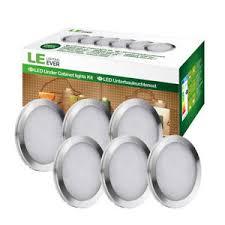 led under cabinet lighting 3000k led 6x2w under cabinet lighting kit 1020lm puck lights 3000k warm