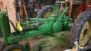 old green iron