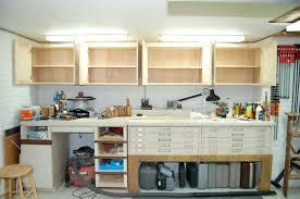 how to hang garage cabinets diy hanging garage shelves ceiling storage instructions home depot