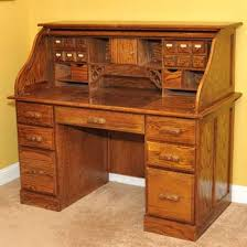 home desk solid oak roll top desk home painting ideas used