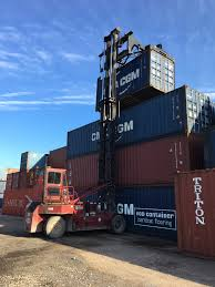 1994 taylor tecds150h empty container handler intermodal
