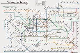 Seoul Subway Map by Tips For A Convenient Trip To Nami Island 남이섬 Saranghae Korea