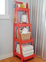 Diy Leaning Ladder Bathroom Shelf by Bathroom Double Sink Bathroom Vanity Ceiling Lights For