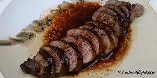 comment cuisiner du canard comment réussir la cuisson du magret de canard au four