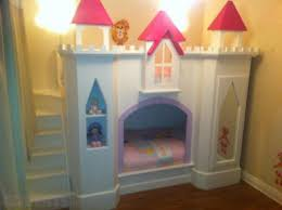 Hand Made Bunk Beds by Diy Castle Bed Girls Castle Bunk Bed Hand Made One Off Bed For