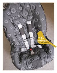 toddler car seat toddler car seat cover pdf instant download sewing pattern