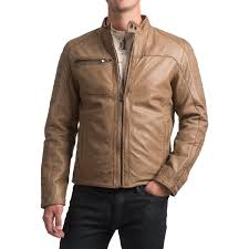jacket moto bod u0026 christensen atlantic style moto jacket for men save 58