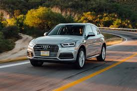 is there a audi q5 coming out 2018 audi q5 u s spec review taller and stronger motor trend