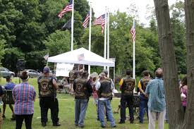 Memorial Garden Flags East Providence Celebrates Veterans At Fourth Weekend Event