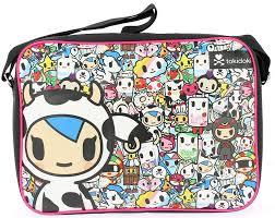 tokidoki messenger bag tokidoki 9781454922131 amazon com books