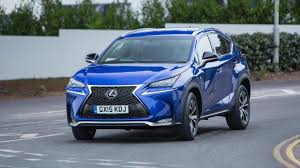 lexus nx vs rx 2017 lexus nx review top gear