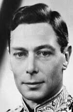 king george vi personality profile
