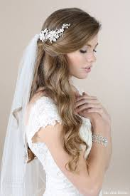 hair accessories for brides accessories by bel aire bridal sponsor highlight