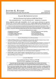 Best Sales Resume Format by 13 Sales Resumes Examples Bibliography Formated