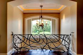 custom railing scottsdale interior design