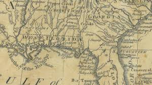 Florida Map State by On The Border Part Ii The Florida Memory Blog
