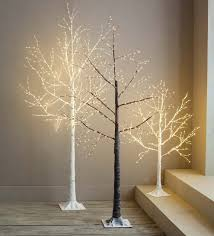 birch led light trees vivaterra