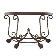 Iron Sofa Table by Occasional Tables U2013 Tagged