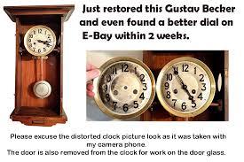 How To Oil A Grandfather Clock Antique Clock Repair Boston