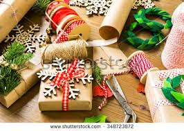 christmas wrapping stock images royalty free images u0026 vectors