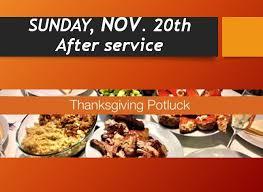thanksgiving potluck lake hamilton cumberland presbyterian church
